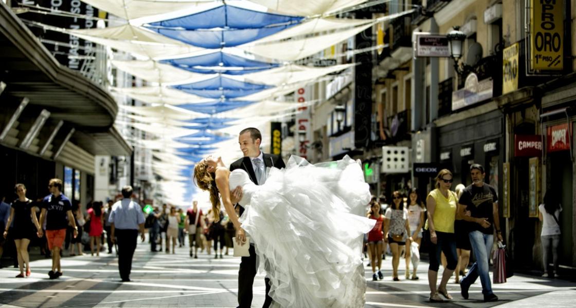 Post boda Alberto y Mirian
