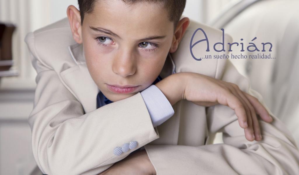 Comunión Adrián