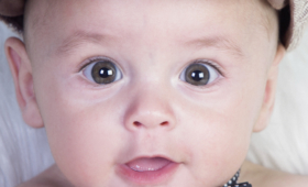 Estudio bebé Samuel