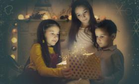 Xmas Aitana, Naiara e Izan